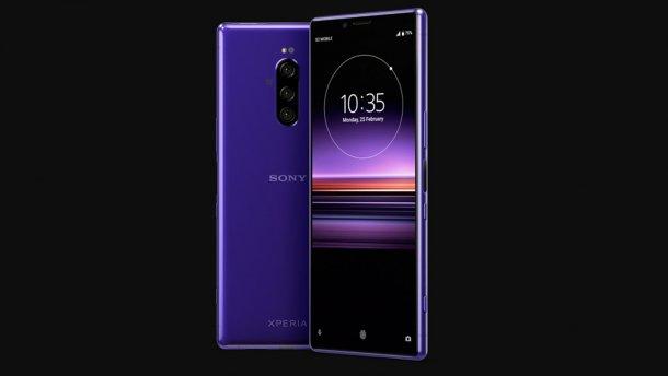 Смартфон Sony Xperia 1 — дата выхода, обзор