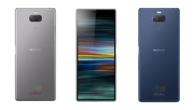 телефон Sony Xperia 10