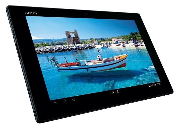 Sony Xperia Tablet Z — обзор и видео-обзор
