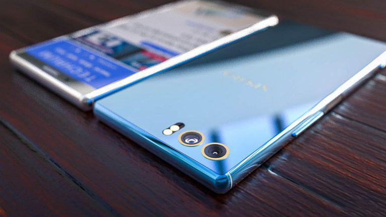 Sony Xperia XZ3 унаследует двойную камеру от XZ2 Premium