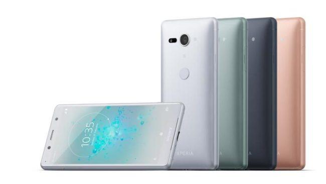 телефон Sony Xperia XZ2