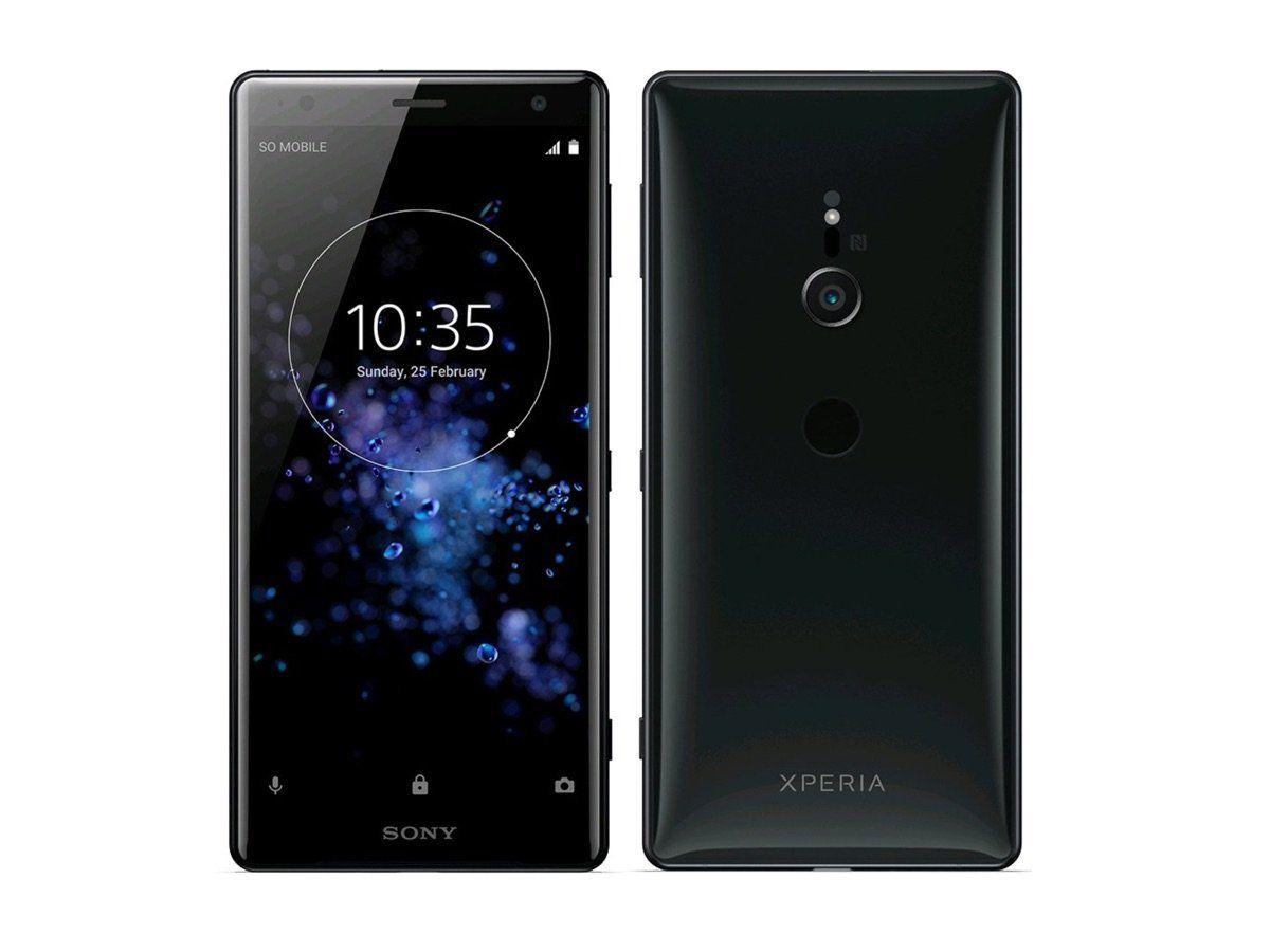 Смартфоны Sony Xperia XZ2 и Xperia XZ2 Compact — дата выхода, обзор