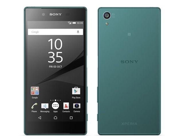 Смартфон Sony Xperia Z5 — обзор, цена, характеристики