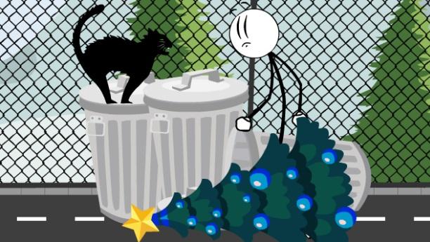 Стикмен: побег из тюрьмы 8 на ПК