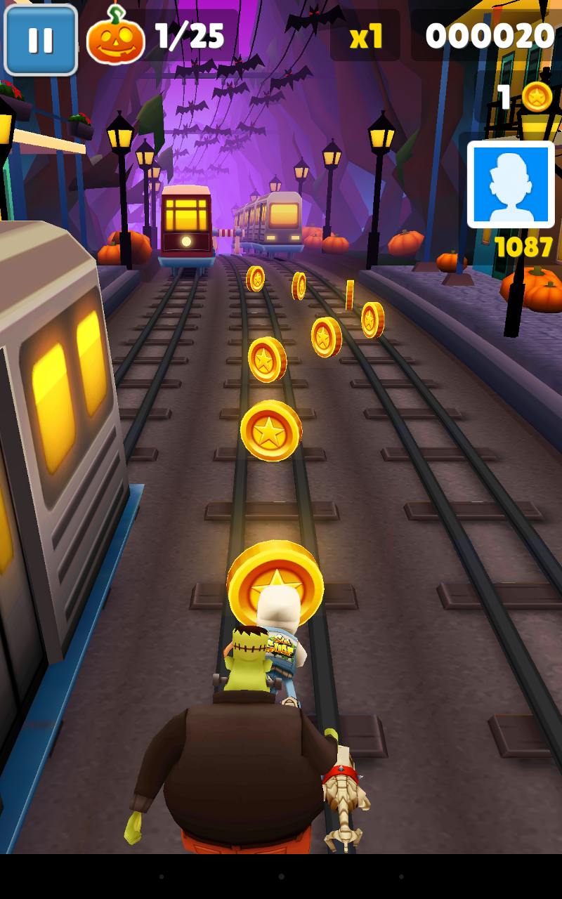 Subway surfers: world tour paris for android download apk free.