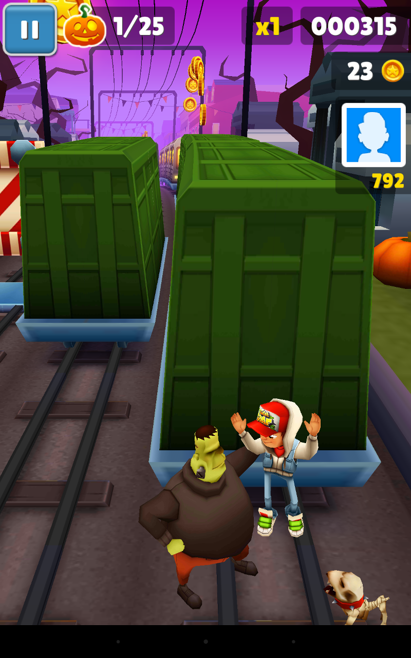 Subway Surfers (Сабвей Серф): скачать игру на Андроид бесплатно