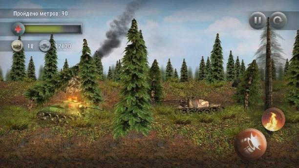 Т-34: Возрождение из пепла на Андроид