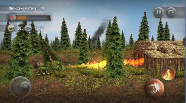 Т-34: Возрождение из пепла на ПК