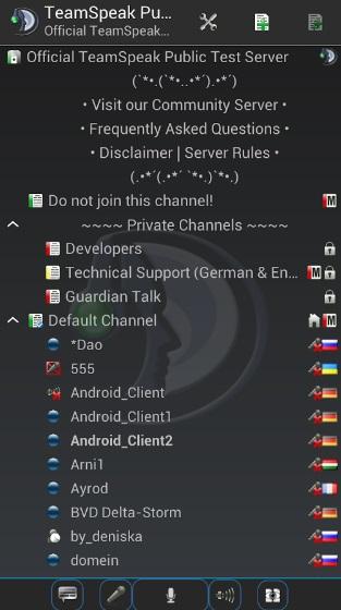 TeamSpeak 3 на ПК