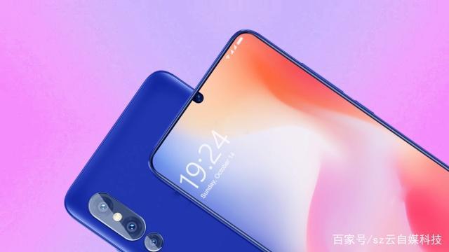 Xiaomi Mi 9 экран