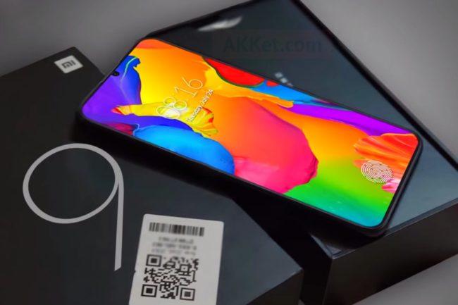 телефон Xiaomi Mi 9