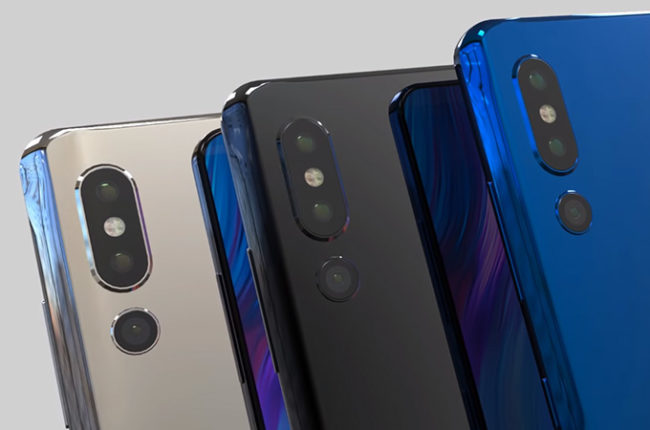 Xiaomi Mi 9 камера