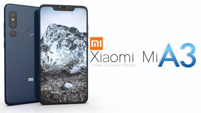 Смартфон Xiaomi Mi A3 — дата выхода, обзор