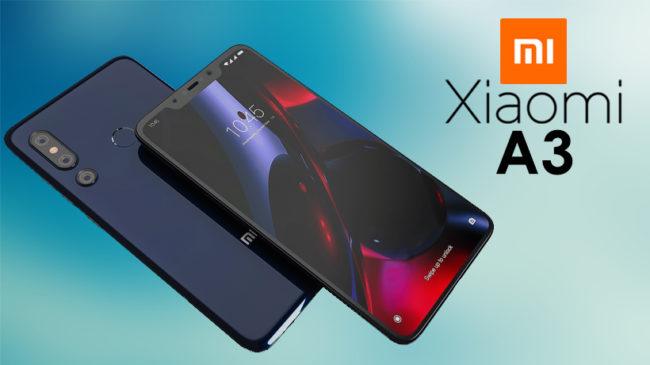 Xiaomi Mi A3 экран