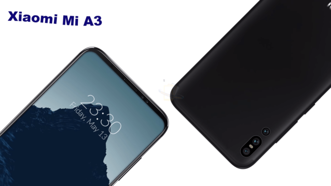 телефон Xiaomi Mi A3
