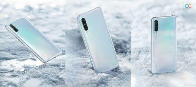 Xiaomi Mi CC9 камеры