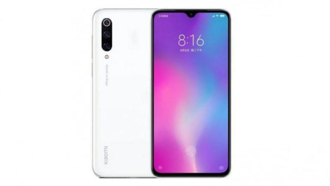 Xiaomi Mi CC9 экран