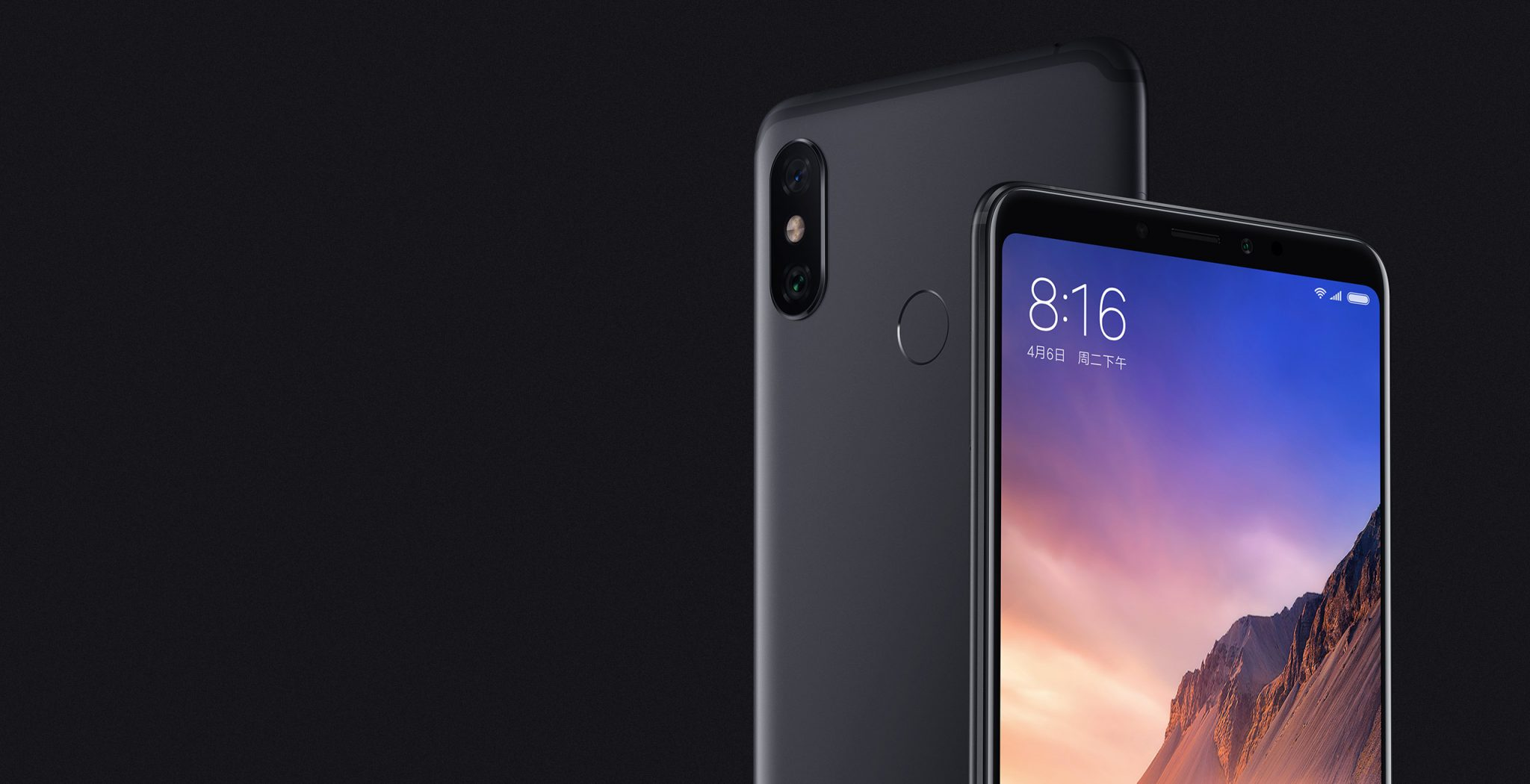 Наконец-то представлен доступный фаблет Xiaomi Mi Max 3