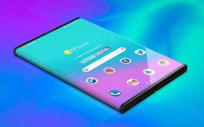 телефон Xiaomi Mi Mix Flex