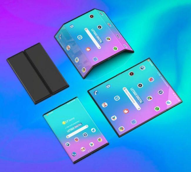 Xiaomi Mi Mix Flex части