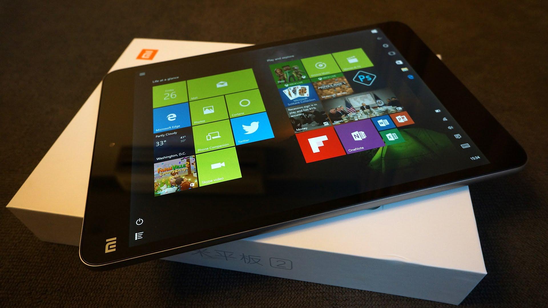 Xiaomi MiPad 2 64gb window 10