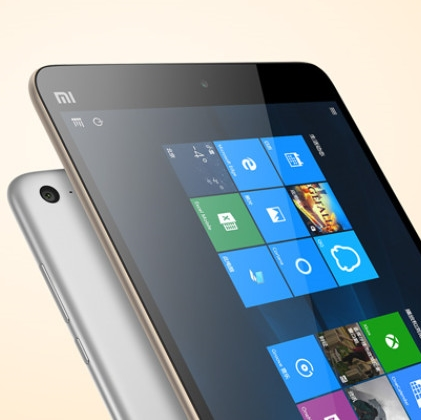 Xiaomi MiPad 2 windows 10