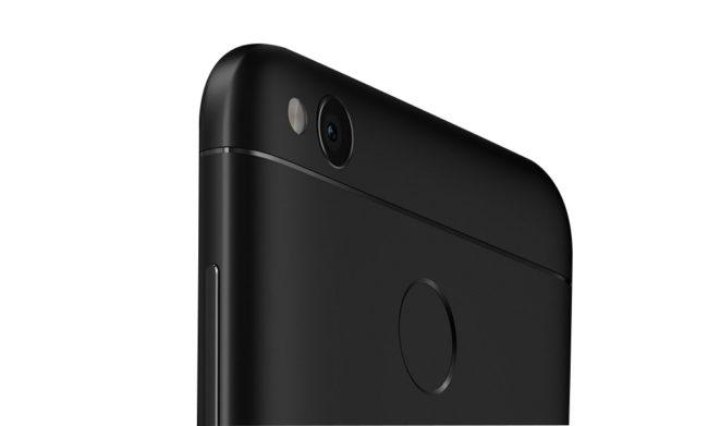 Xiaomi RedMi 4X камера