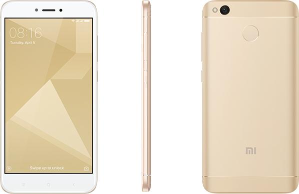 телефон Xiaomi RedMi 4X