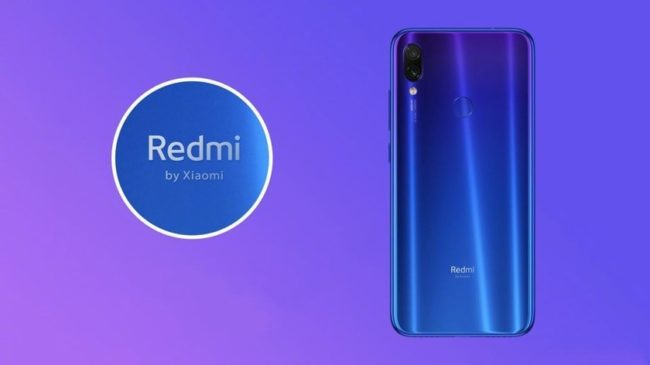 Xiaomi Redmi Note 7 камера