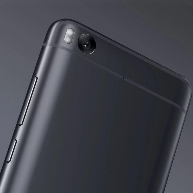 Xiaomi Mi5S камера