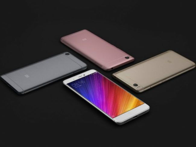 смартфон Xiaomi Mi5S