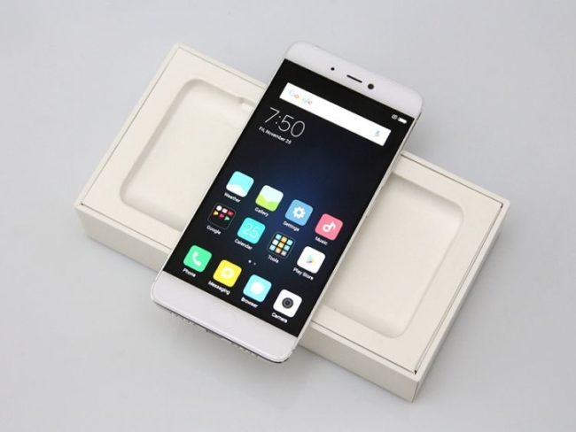 белый Xiaomi Mi5S