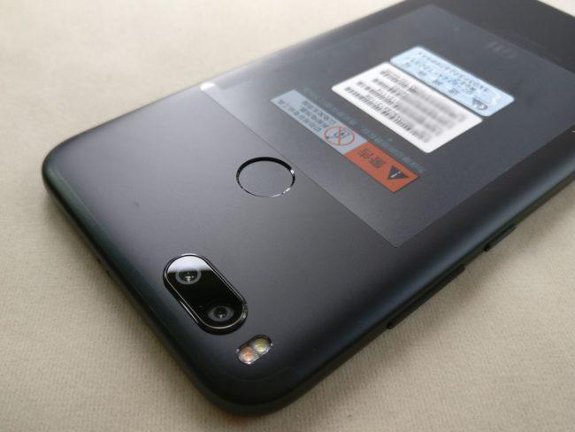 Xiaomi Mi5X камера