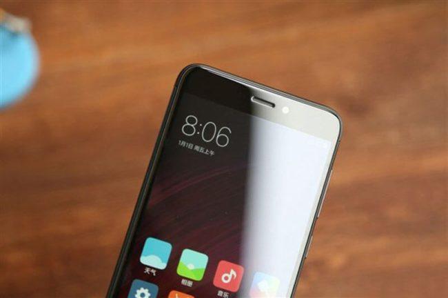 Xiaomi Mi5X экран
