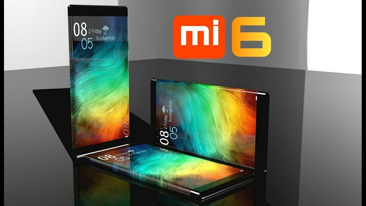 Новый смартфон Xiaomi Mi6