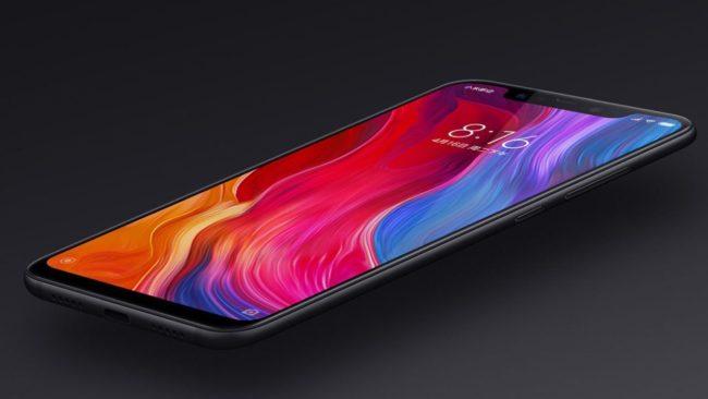 телефон Xiaomi Mi 8