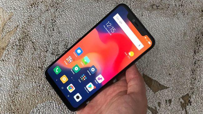 Xiaomi Mi 8 Pro экран
