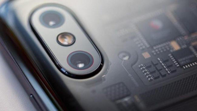 Xiaomi Mi 8 Pro камера