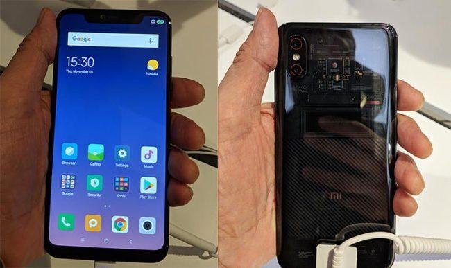 телефон Xiaomi Mi 8 Pro