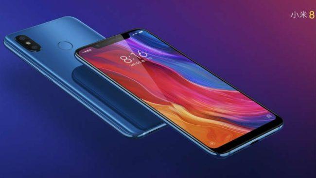 Xiaomi Mi 8 SE дисплей