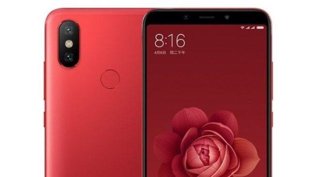 Xiaomi Mi A2 экран