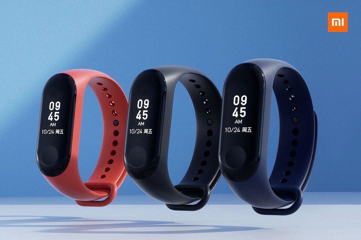 Фитнес-браслет Xiaomi Mi Band 3 — дата выхода, обзор