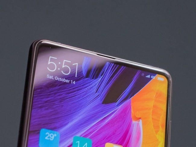 телефон Xiaomi Mi MIX 3