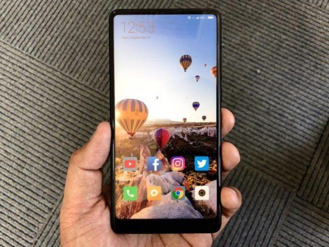 Xiaomi Mi Max 3 внешний вид