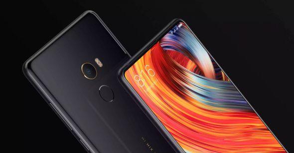 Xiaomi Mi Mix 2S камера