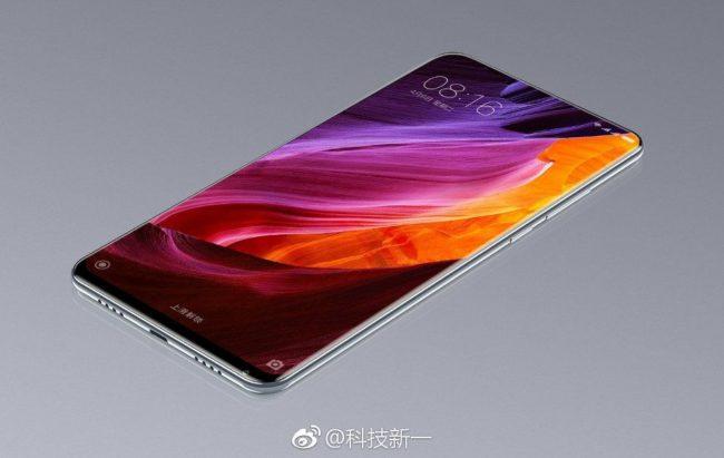 телефон Xiaomi Mi Mix 2S