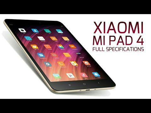 планшет Xiaomi Mi Pad 4
