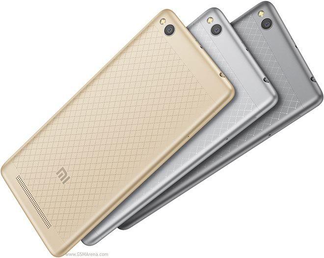 Xiaomi Redmi 3S внешний вид