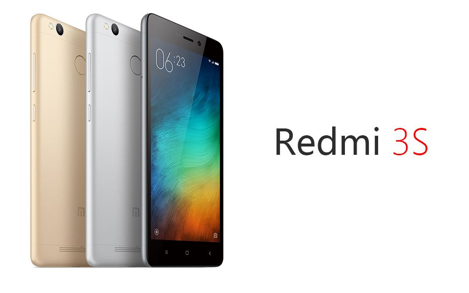 Xiaomi Redmi 3S 2GB 16GB