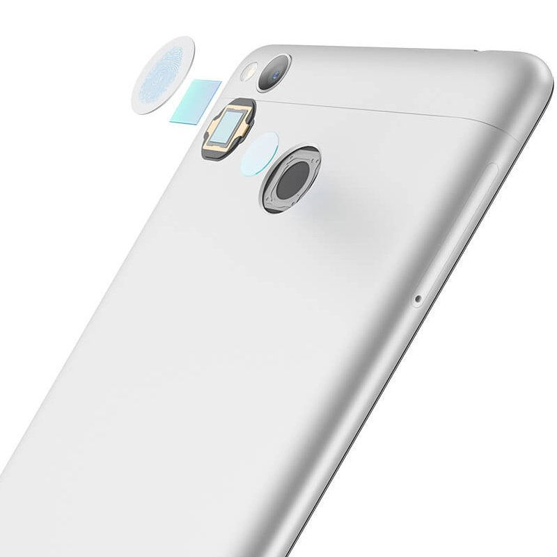 Xiaomi Redmi 3S 16GB камера